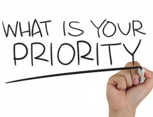 What Could You Do If You Were a Priority?